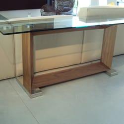 Lovely Photo Of Addison House   Aventura, FL, United States. Monaco Glass Console.