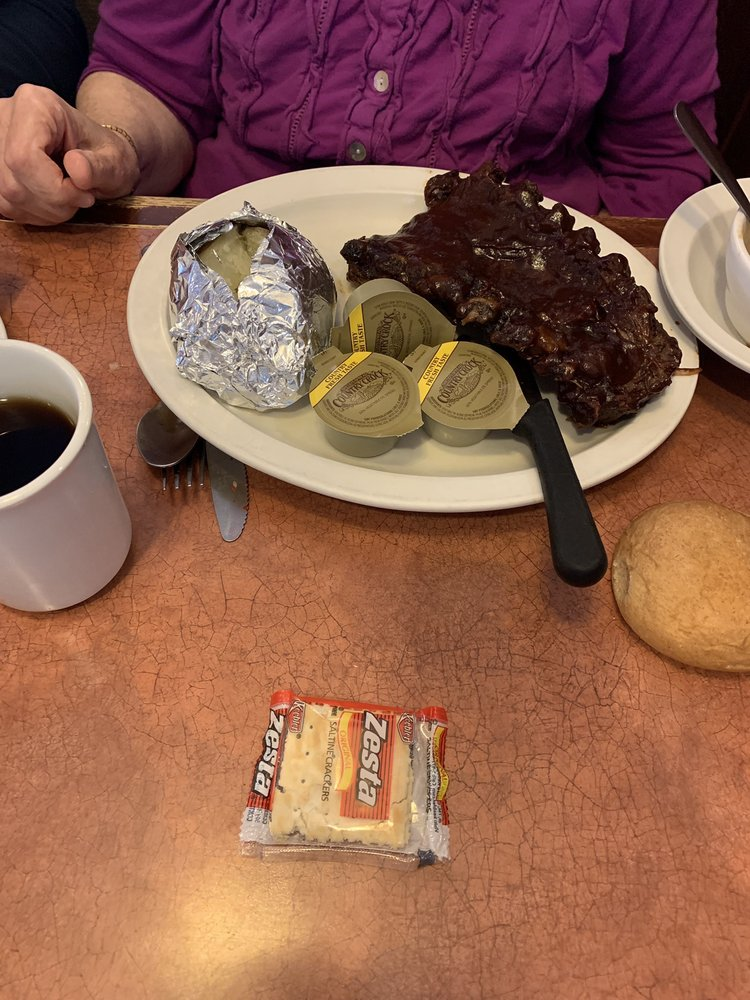 Food from The Millstone Family Restaurant