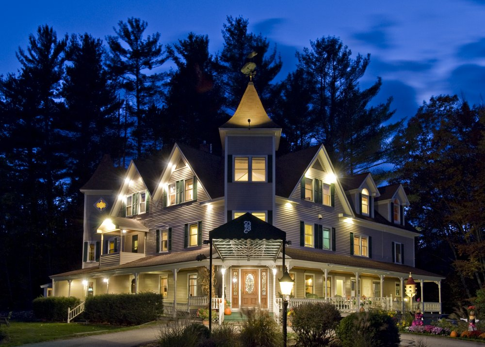 Bernerhof Inn: 342 US Rte 302, Glen, NH