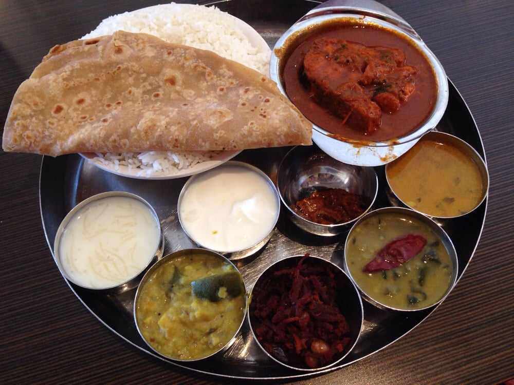 Fish yelp for Anjappar chettinad south indian cuisine