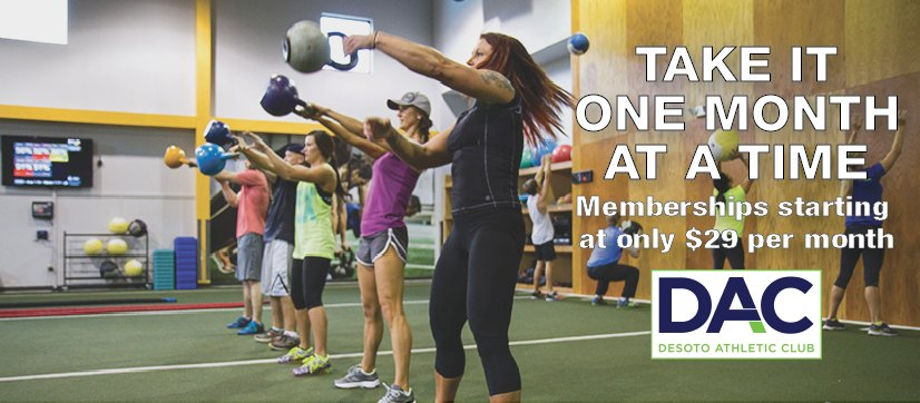 DAC  Fitness Collierville: 440 W Powell Rd, Collierville, TN