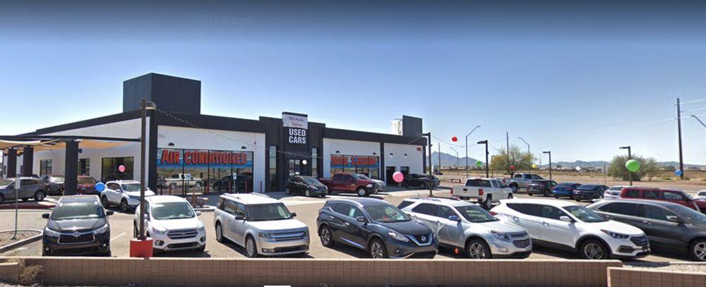 Wii Auto Sales: 995 N 107th Ave, Avondale, AZ