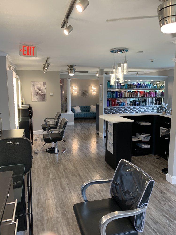 The Cutting Edge Salon and Spa: 778 S Main St, Attleboro, MA