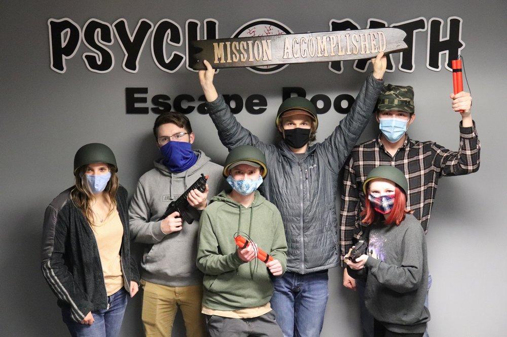 Psychopath Escape Room: 2 Crossroads Mall, Mount Hope, WV