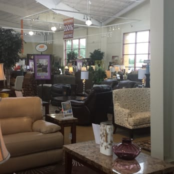 Photo Of Furniture Row   Champaign, IL, United States. Show Room
