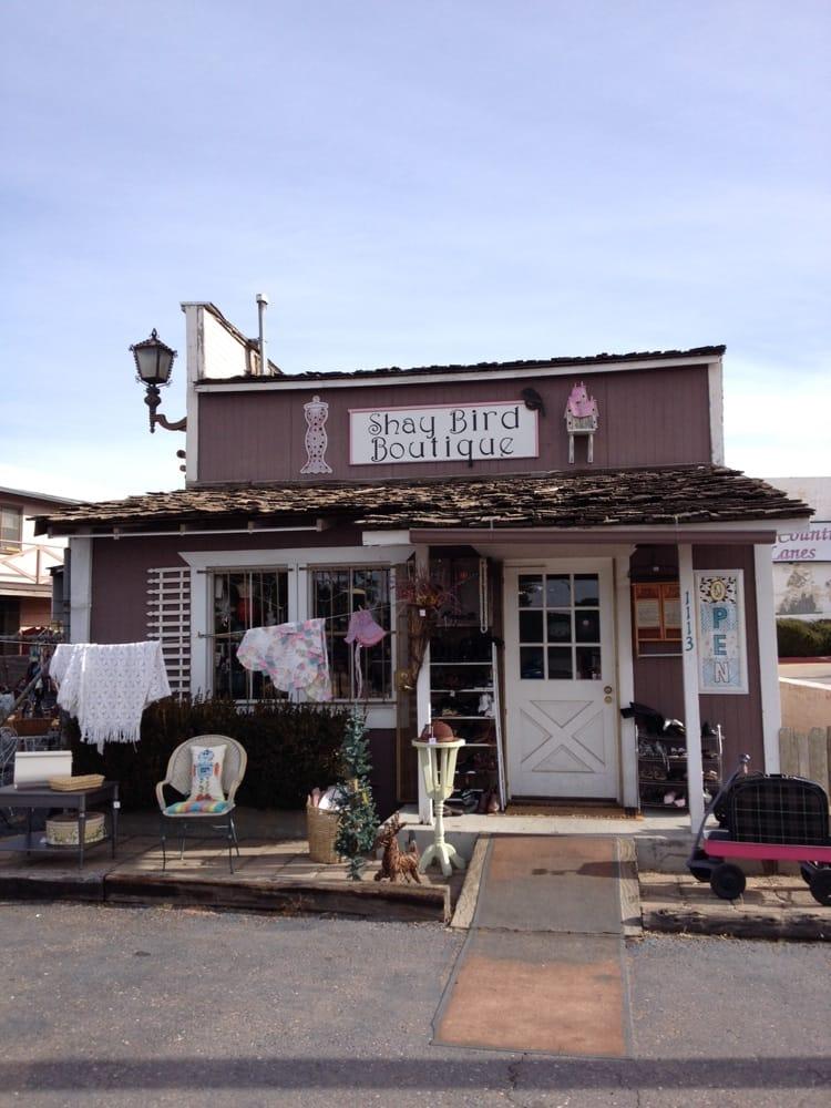 Shay Bird Boutique: 1113 N Beeline Hwy, Payson, AZ