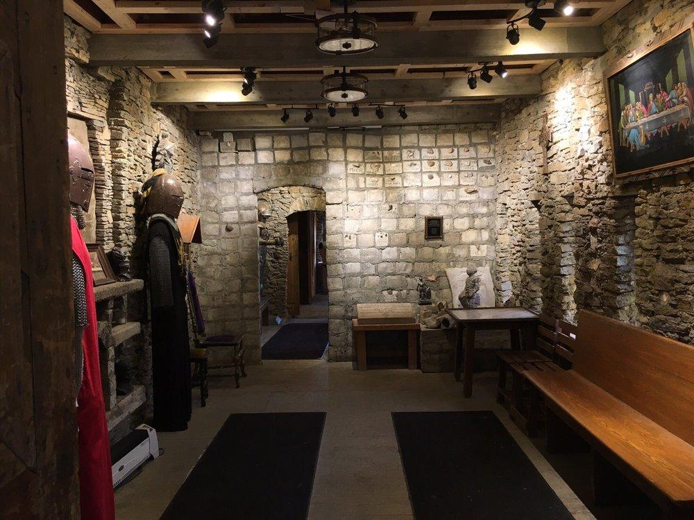 Historical Loveland Castle: 12025 Shore Rd, Loveland, OH