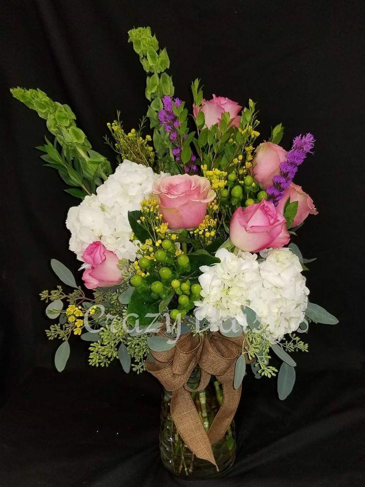 Crazy Daisy's Floral: 546 Venture Ct, Monticello, GA