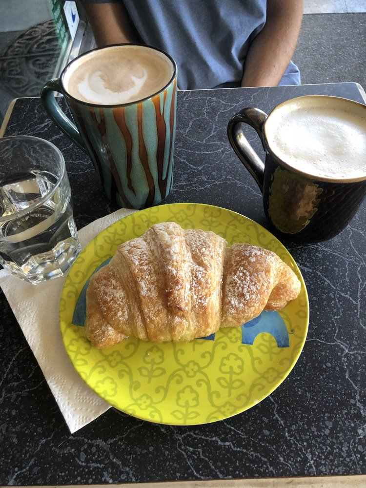 Social Spots from Honey Badger Coffee House