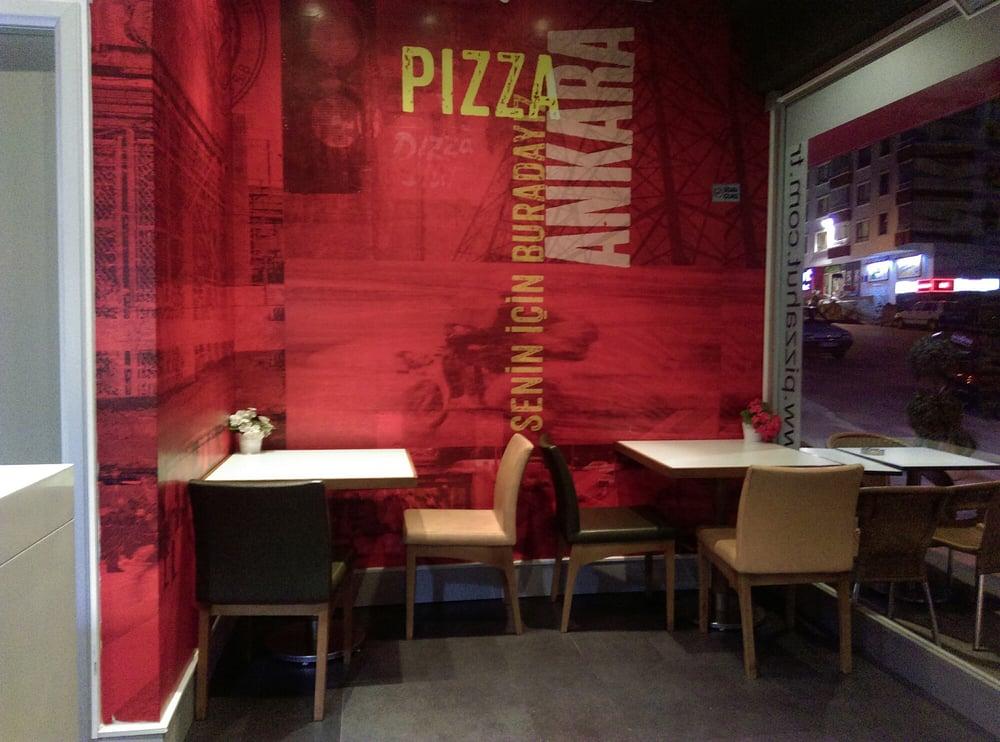 Pizza Hut Pizza Kabil Cd No111 Ankara Turkey Restaurant