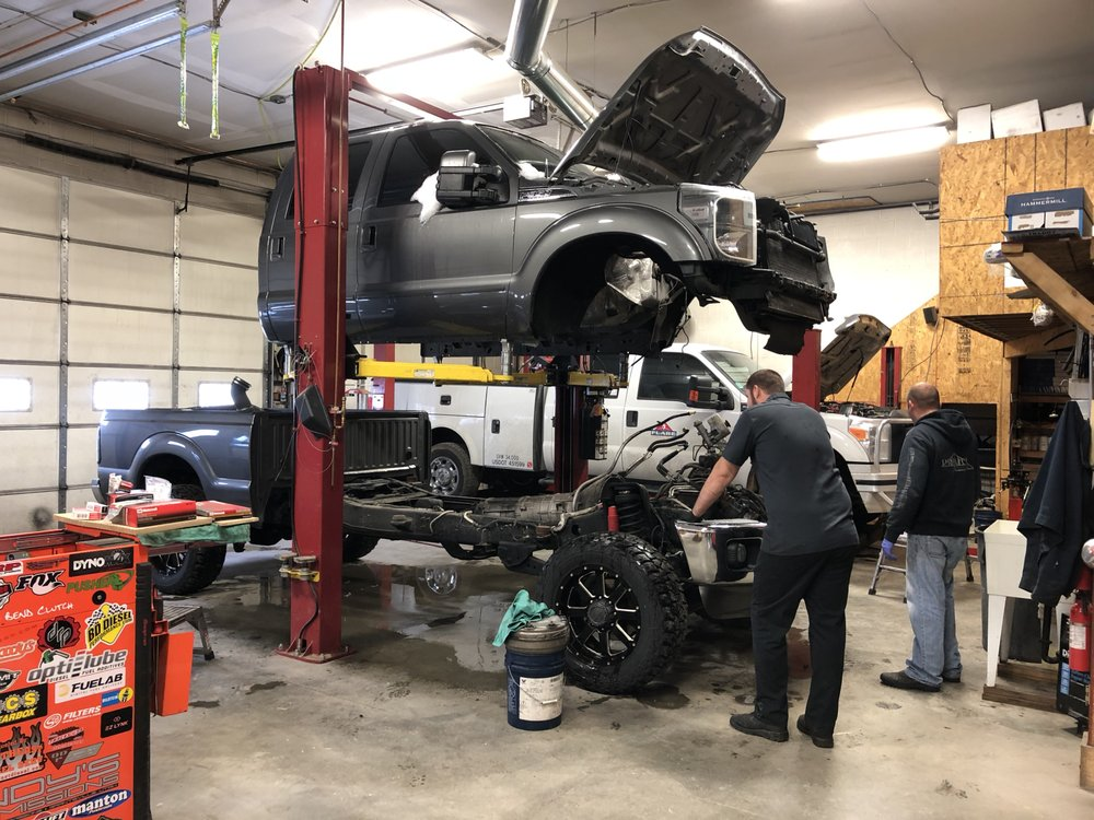 Summit Auto Repair: 63 N Main St, Coalville, UT