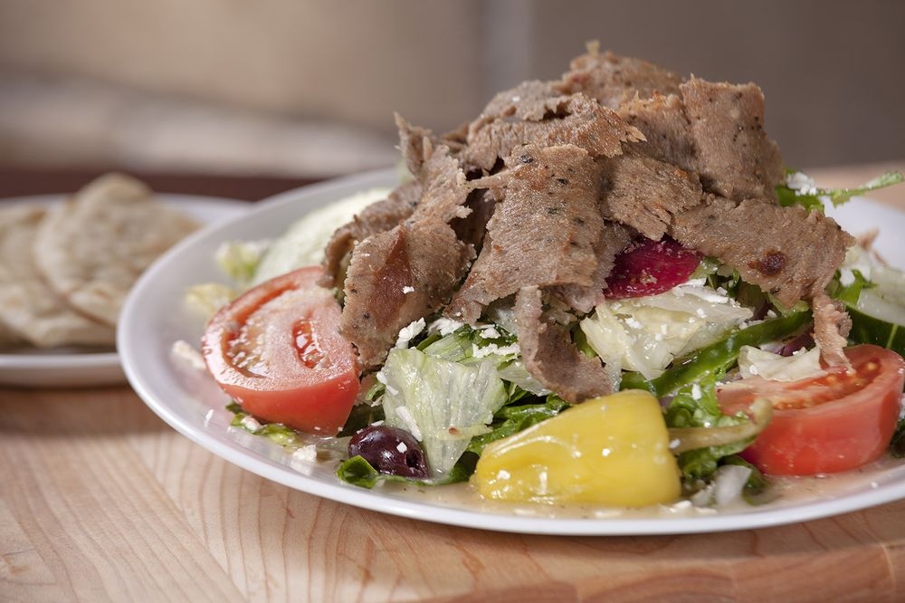 Little Greek Fresh Grill - Lakeland: 4756 S Florida Ave, Lakeland, FL