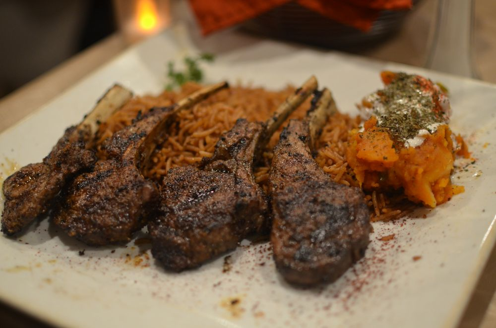 Afghan Bistro: 8081-D Alban Rd, Springfield, VA