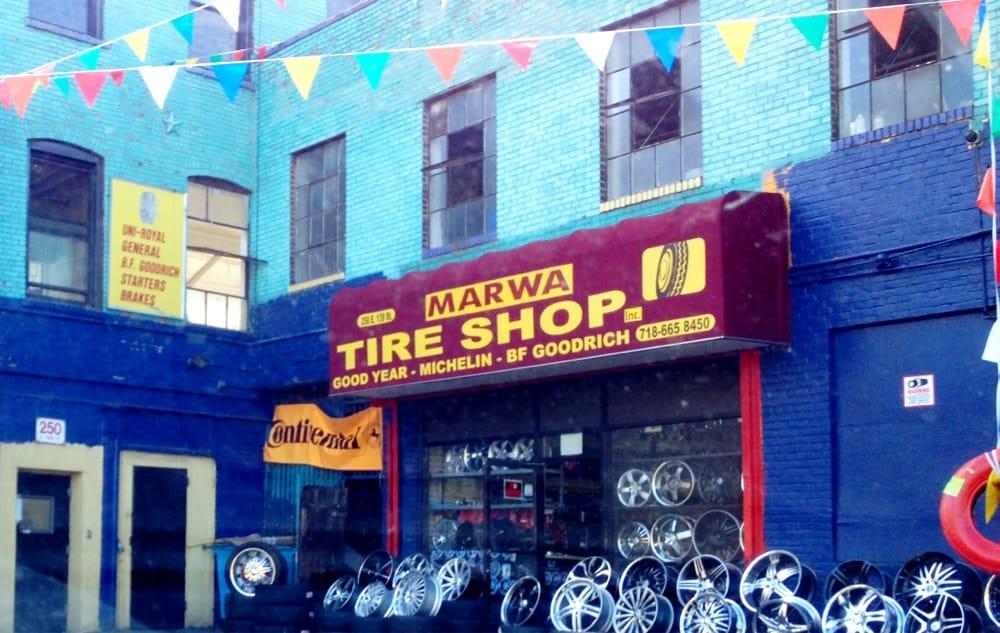 Marwa Tire Shop