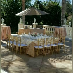 Photo Of Royal Chairs   San Jose, CA, United States. Beautiful Setup For