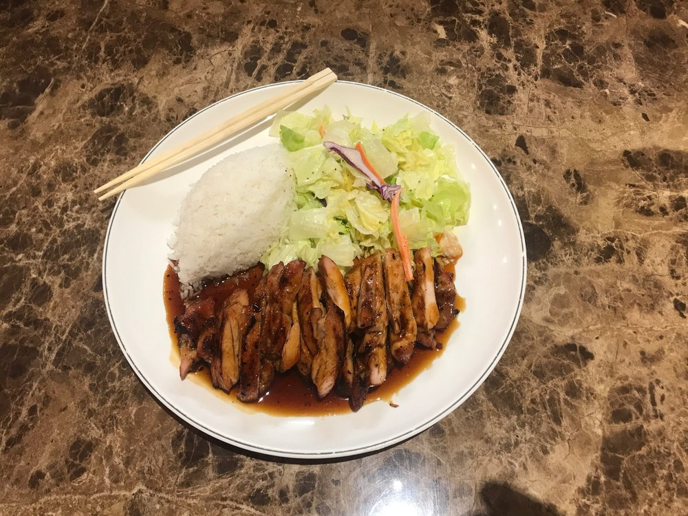 Oshio 2 Teriyaki & Burger: 31509 3rd Ave, Black Diamond, WA