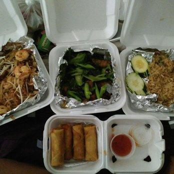 Rialto Thai Kitchen Menu