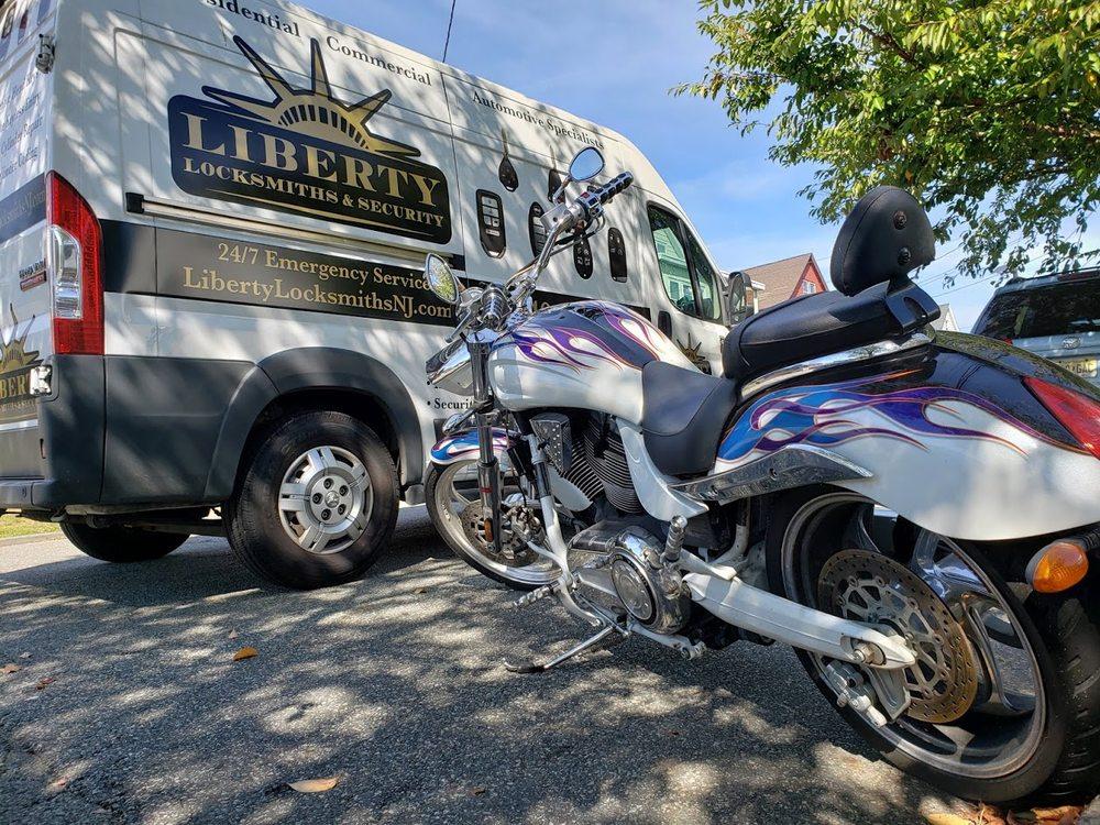 Liberty Locksmiths and Security: 542 John F Kennedy Blvd, Bayonne, NJ