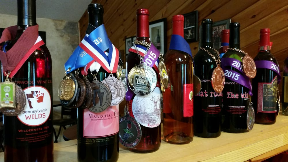 Flickerwood Wine Cellars: 309 Flickerwood Rd, Kane, PA