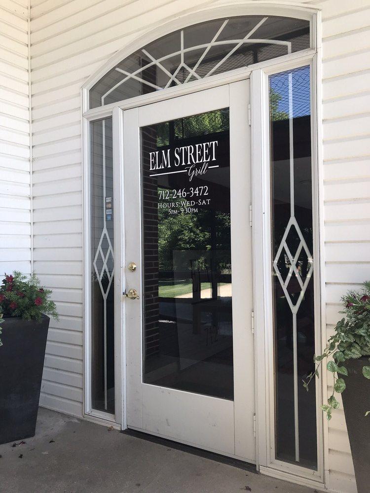 Elm Street Grill: 1800 S Elm St, Shenandoah, IA
