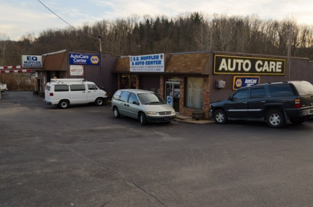E Q Muffler: 1026 National Pike, Uniontown, PA