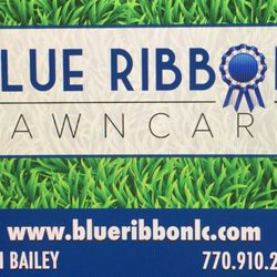 Photo Of Blue Ribbon Lawn Care Gainesville Ga United States 10 Off