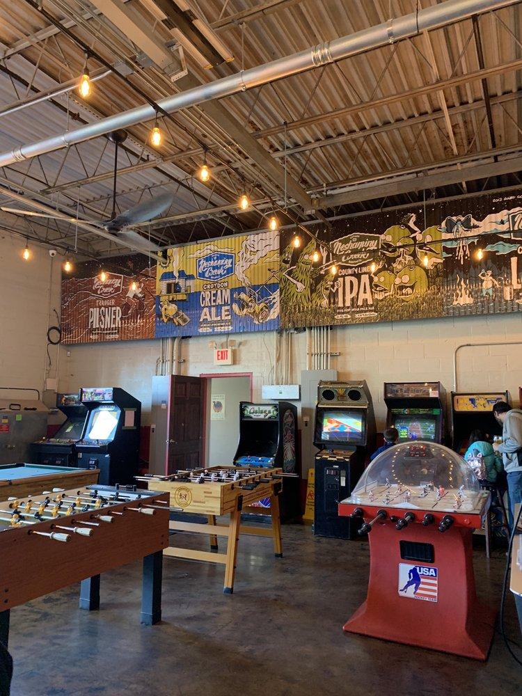 Neshaminy Creek Brewing Company: 909 Ray Ave, Croydon, PA