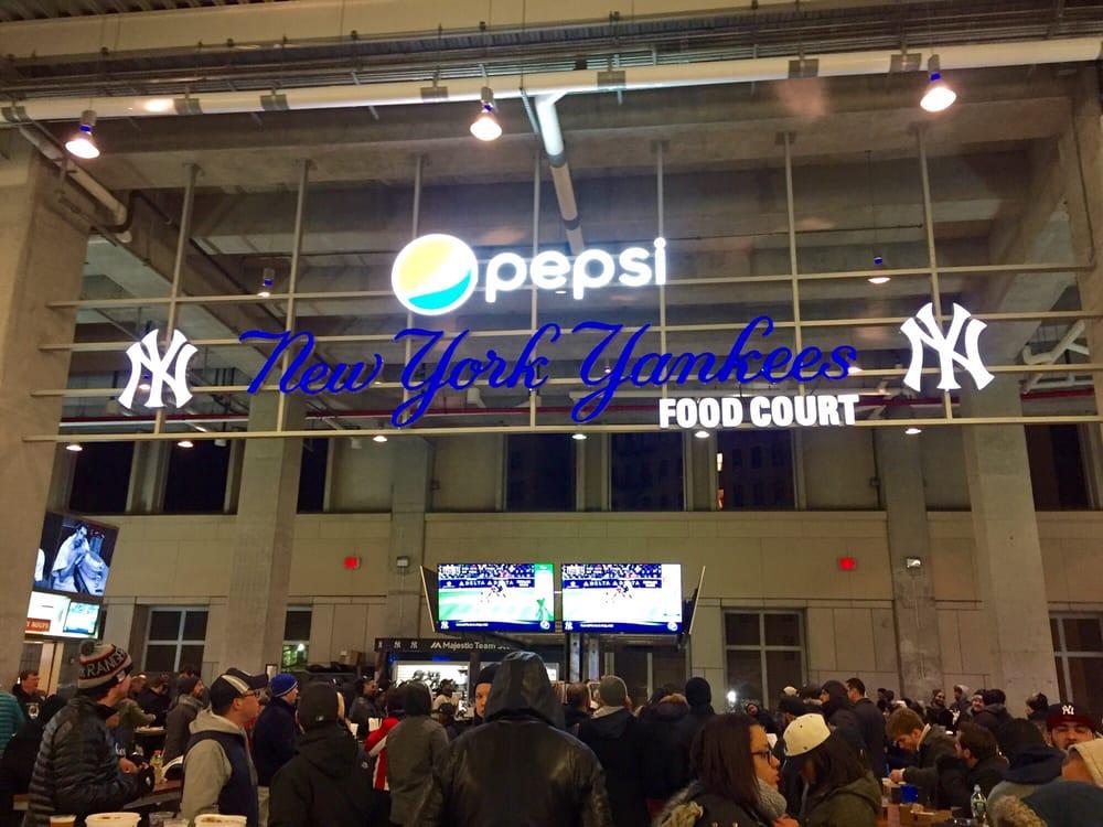Photo Of Yankee Stadium Bronx Ny United States Food Court