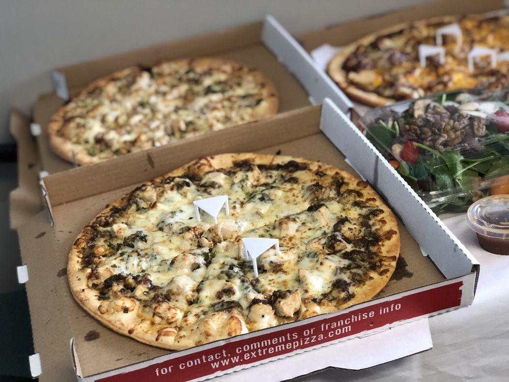 Extreme Pizza - Marina District