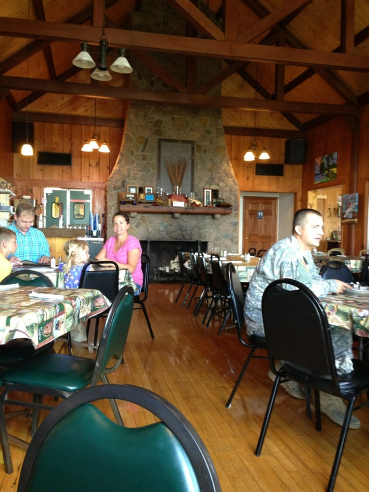 Off the Green at the Clubhouse: 145 Golf Club Rd, Ortonville, MN