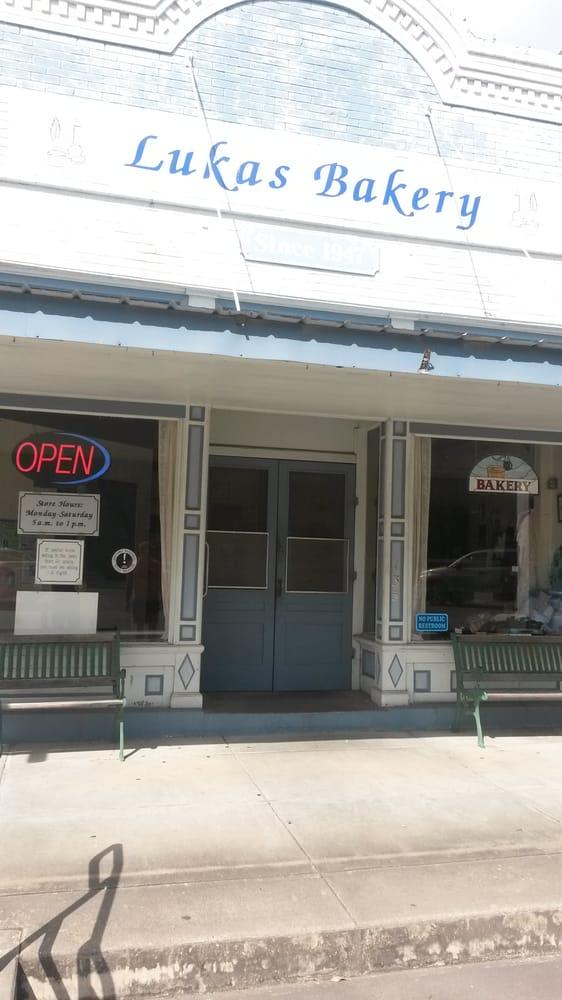 Lukas Bakery: 135 N Main St, La Grange, TX