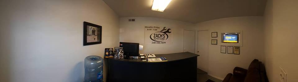 Zach's Auto Clinic: 5733 Buckeystown Park, Frederick, MD