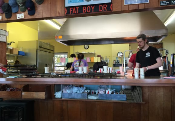 Fat Boy Drive In - (New) 111 Photos & 108 Reviews - Burgers
