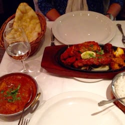 Indian restaurants near trafalgar square london