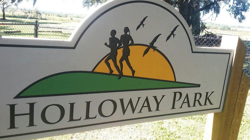 Holloway Park: 2402 Holloway Park Dr, Lakeland, FL