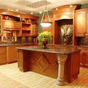 Delightful Double Shaker Photo Of Prodiso Panda Kitchen LLC   Seattle, WA, United  States. Honey Maple