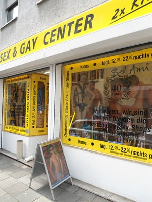 Gay sex shops