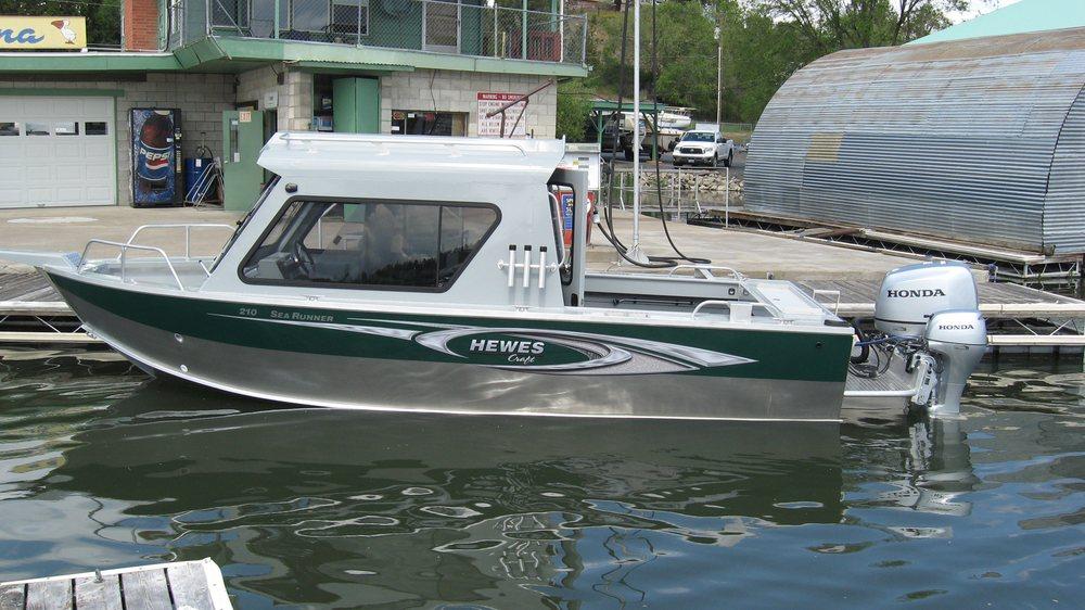 Pelican Marina: 928 Front St, Klamath Falls, OR