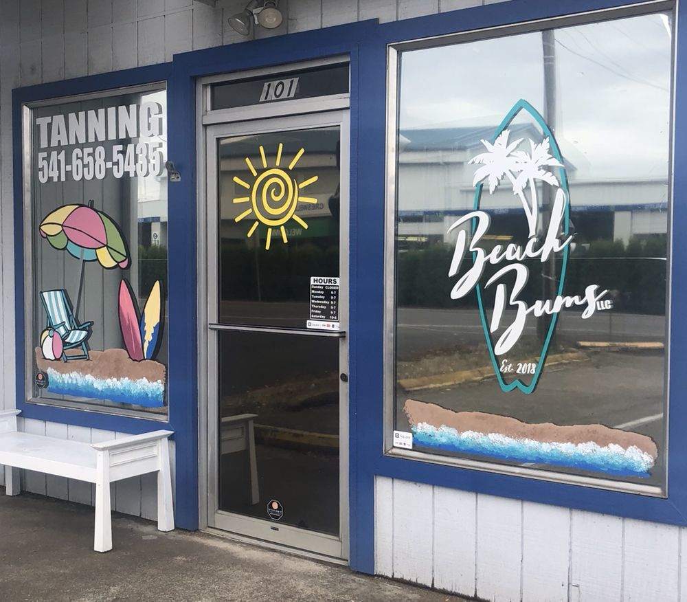 Beach Bums: 104 South Mill St, Creswell, OR