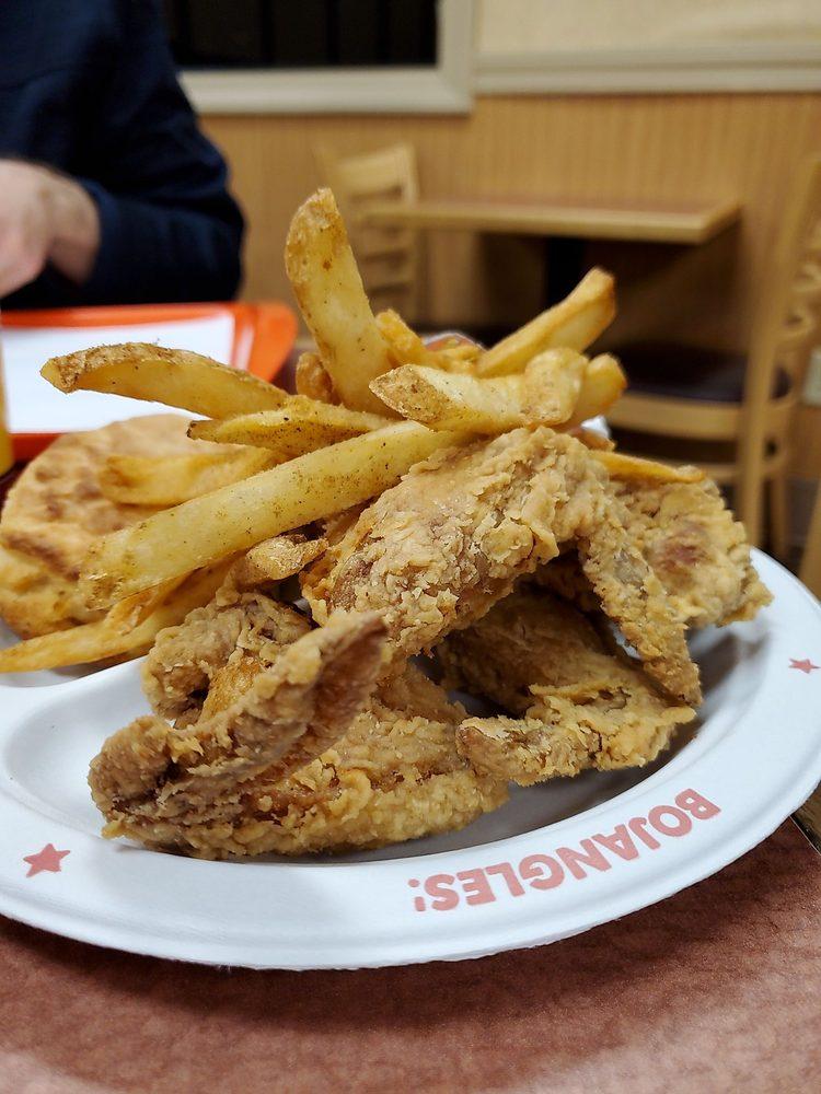 Bojangles Famous Chicken & Biscuits: 965 E Stuart Dr, Galax, VA