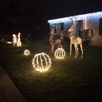 Photo of Christmas Tree Lane - Palo Alto, CA, United States - Christmas Tree Lane - 74 Photos & 54 Reviews - Local Flavor - Fulton