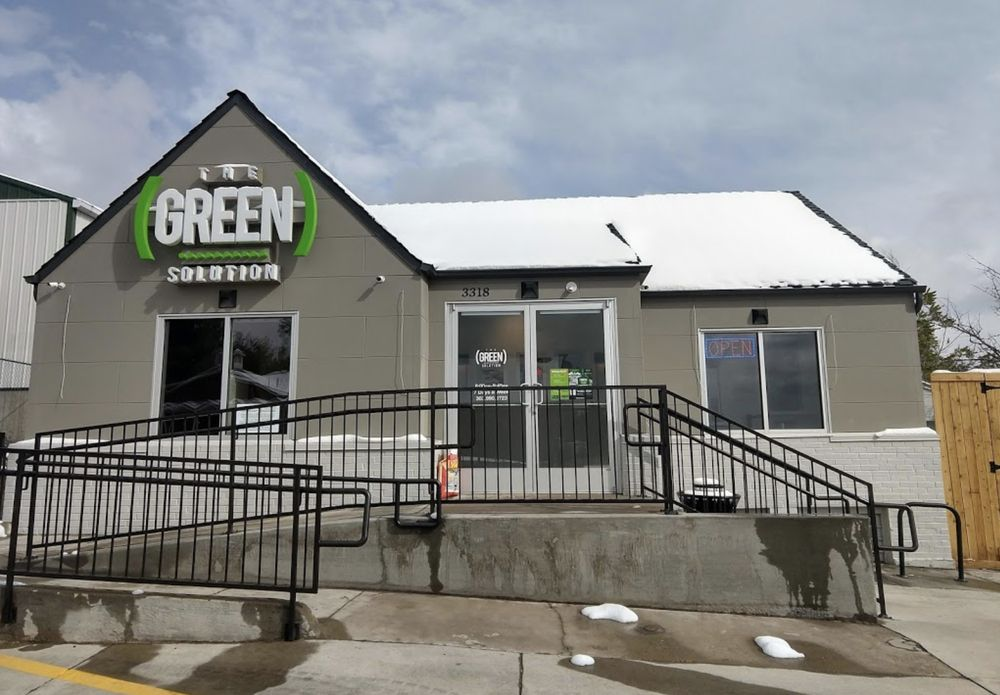 The Green Solution: 3318 S Federal Blvd, Sheridan, CO