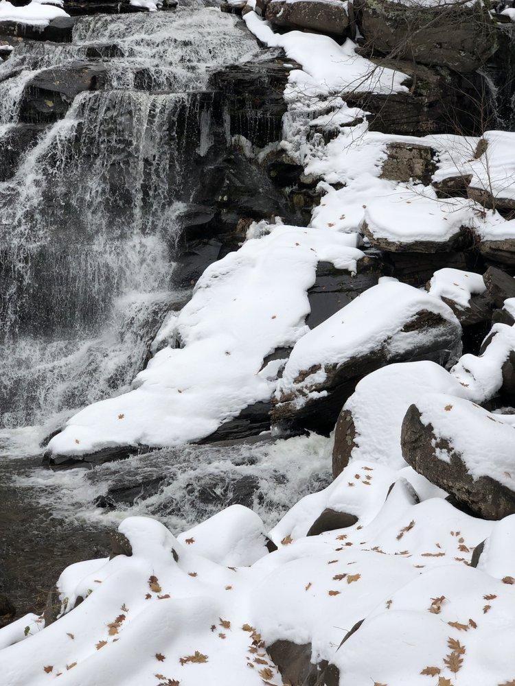 Kaaterskill Falls: Palenville, NY