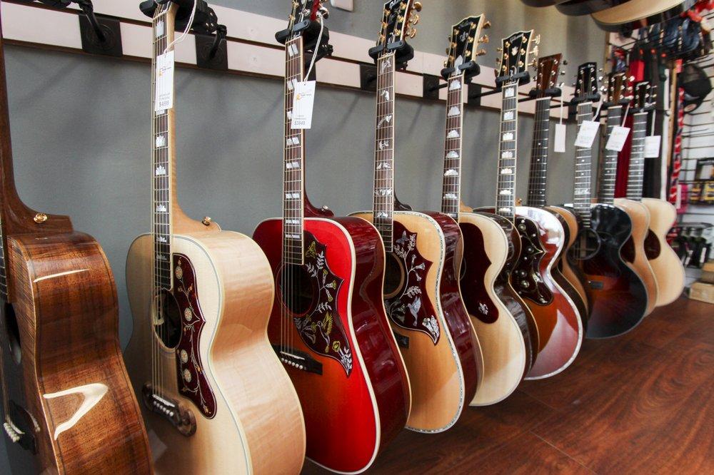 Miami-Guitars: 6703 Bird Rd, Miami, FL