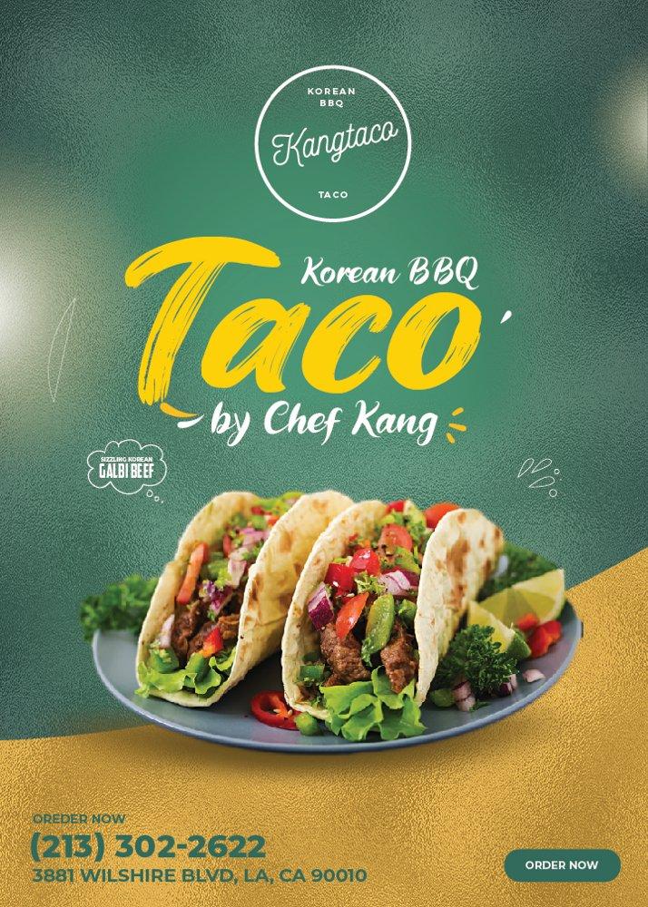 Chef Kang Korean Taco