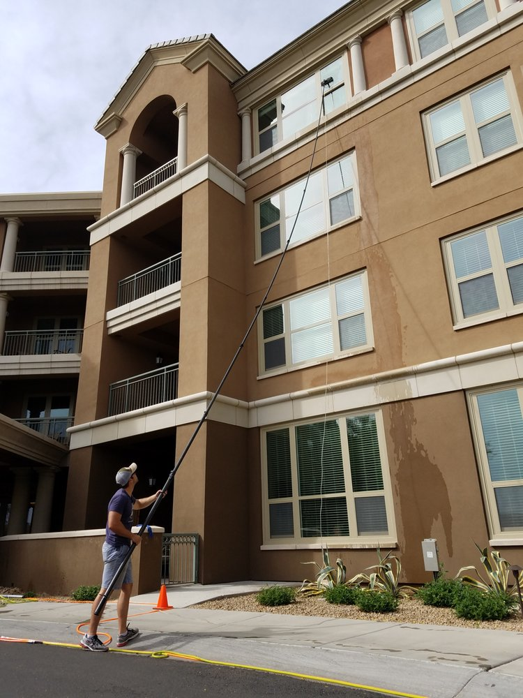 Triple Diamond Window Cleaning: Phoenix, AZ