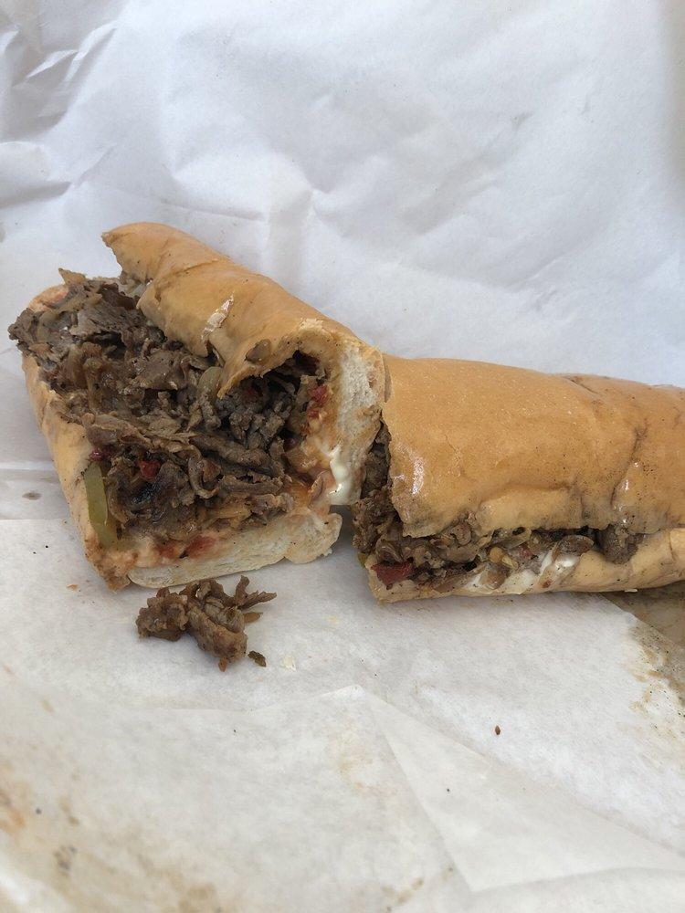Philadelphia Sub Shop: 189 S State St, Clearfield, UT