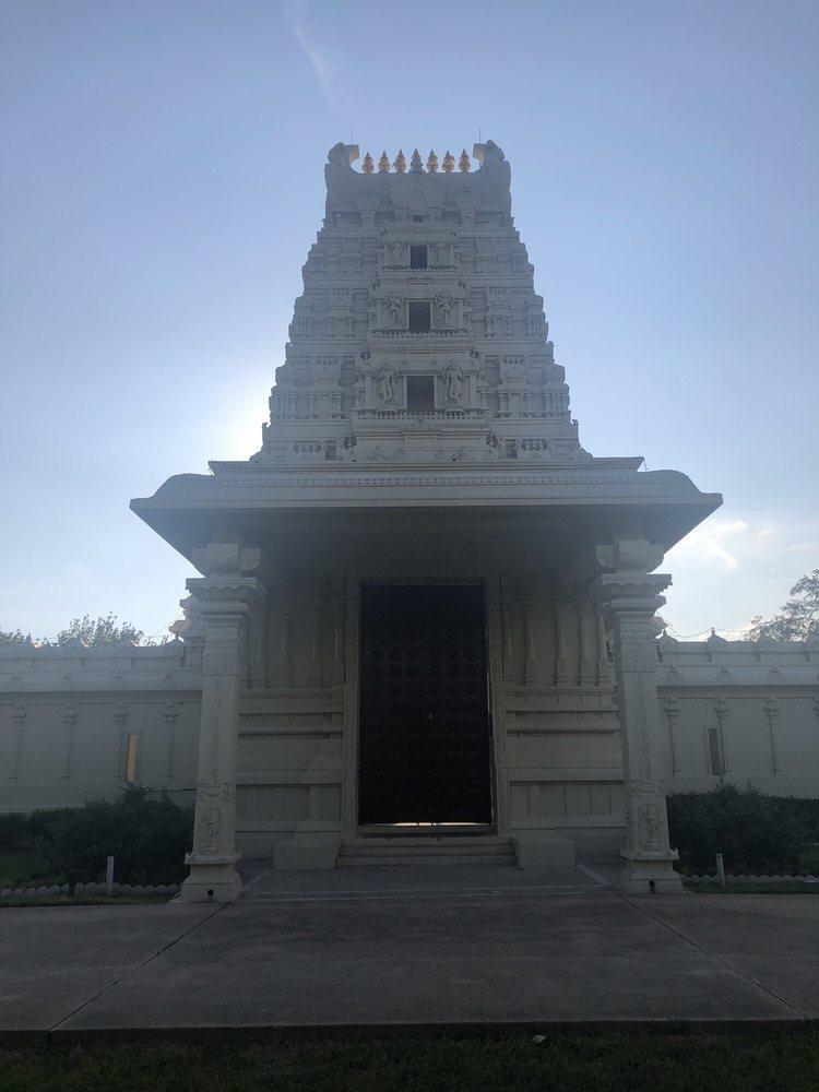Sri Meenakshi Temple: 17130 McLean Rd, Pearland, TX