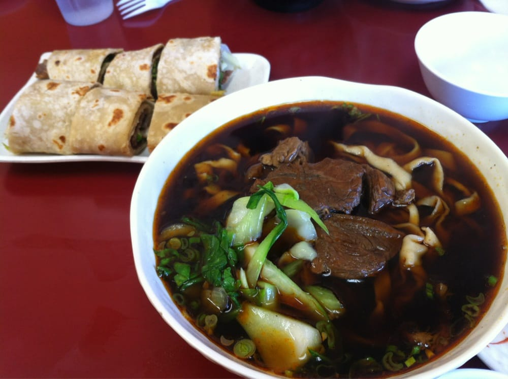 Spicy Chinese Noodles images