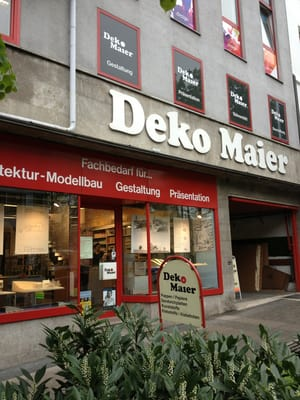 Deko Maier Büroausstattung Rotebühlstr 71 Stuttgart Baden